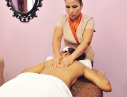 Deep Tissue Massage for Back Muscles